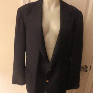 POLO BY RALPH LAUREN NAVY  SPORTS JACKET 42 R